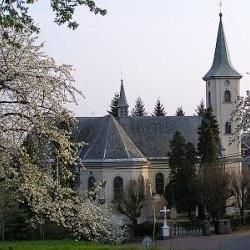 Kostel Všech svatých Ostrava