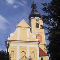 Kostel Nejsvětější Trojice v Chýnově