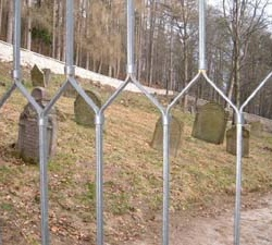 Židovský hřbitov Hroznětín