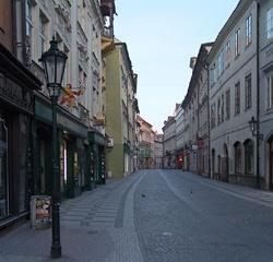 Praha - historické centrum