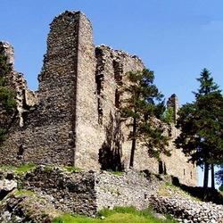 Hrad Helfenburk u Bavorova