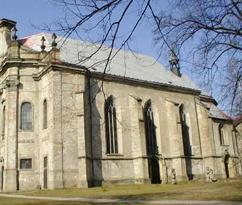 Kostel Nejsvětější Trojice Rychnov nad Kněžnou