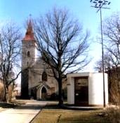 Památník Prokopa Diviše Znojmo-Přímětice