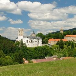 Hrad Rožmberk nad Vltavou