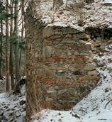 Příběnice - zřícenina hradu