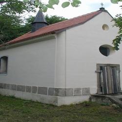 Kaple sv. Václava v Lázních