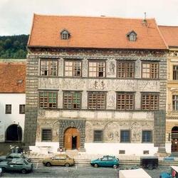 Stará radnice v Prachaticích