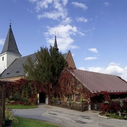 Kostel sv. Petra a Pavla u Prachatic