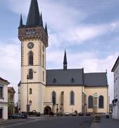 Kostel sv. Jana Křtitele Dvůr Králové nad Labem