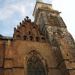Chrám sv. Jiljí v Nymburku