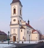 Kostel sv. Petra a Pavla Říčany