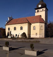 Kostel Sv.Petra a Pavla Unhošť