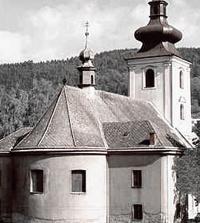 Kostel sv. Martina Blansko