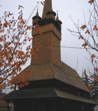 Dřevěný kostelík Blansko