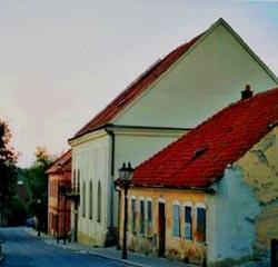Židovské ghetto Boskovice