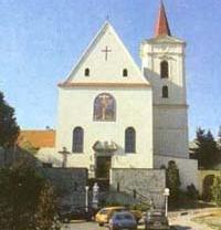 Kapucínský klášter v Třebíči