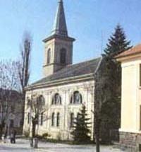 Evangelický kostel v Třebíči
