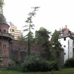 Olomoucké středověké opevnění