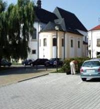 Kostel Zvěstování Panny Marie Šumperk