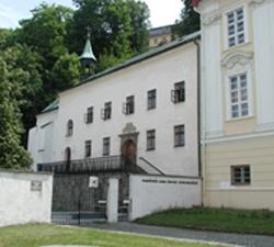 Památník J. A. Komenského ve Fulneku