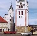Městská zvonice Vimperk