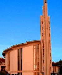 Kostel sv.Václava a sv.Anežky v Hustopečích