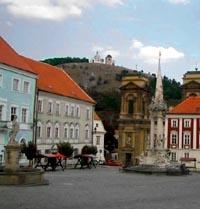 Historické náměstí Mikulov