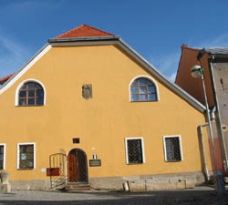 Starý špitál Přibyslav