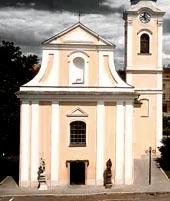 Kostel sv.Vavřince v Hodoníně