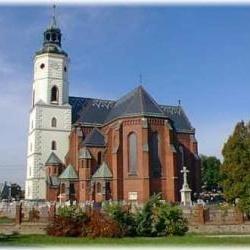 Farní kostel sv. Bartoloměje Kravaře