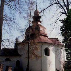 Románská rotunda sv. Kateřiny