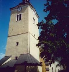 Kostel Povýšení sv. kříže Valašské Klobouky