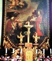 Kostel Nanebevzetí Panny Marie Habry