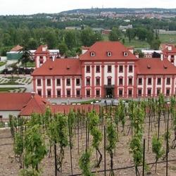 Trójský zámek
