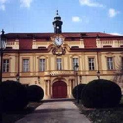 Zámek Libeň