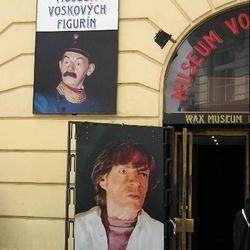 Wax muzeum Praha (Mostecká)