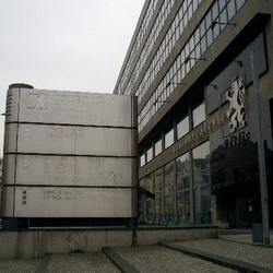 Národní galerie-Veletržní palác