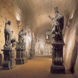 Gotický sklep na Vyšehradě