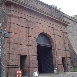 Cihelná brána na Vyšehradě