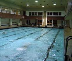 Krytý bazén Axa
