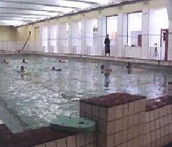 Plavecký bazén Tyršův dům