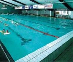 Plavecký bazén USK Strahov