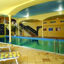 Wellness centrum Top Hotelu Praha