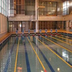 Plavecký bazén Zelený pruh