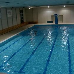 Plavecký bazén Mělník