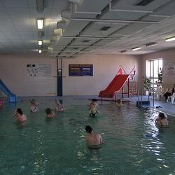 Bazén - sauna Tuchlovice