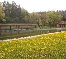 Koupaliště Mšené lázně