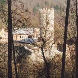 Horní hrad - Hauenštejn