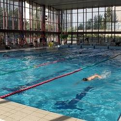 Plavecký bazén UK Hostivař