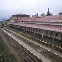 Budova nádraží ČD Meziměstí